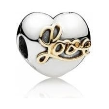 Heart of Love Clip Charm 791735