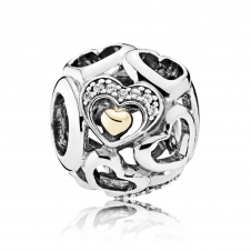 Heart of Romance Charm 792108CZ