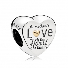 Heart of the Family Charm 796265