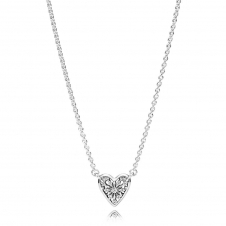 Heart of Winter Collier Necklace 396370CZ-45
