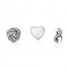 Infinite Love Petites Locket Charm 792103CZ