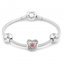 January Birthstone Bracelet B800460