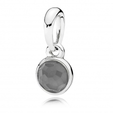 June Droplet Pendant 390396MSG