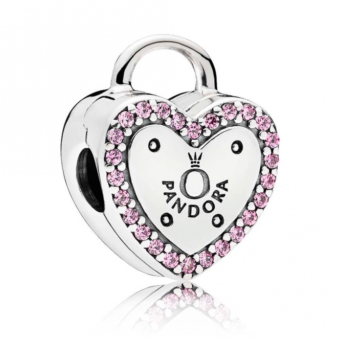 PANDORA Lock Your Promise Clip 796556FPC