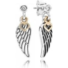 Love and Guidance Stiletto Earrings 290583CZ