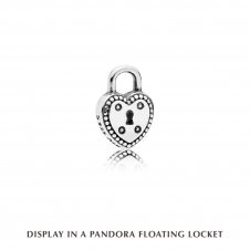 Love Lock Petite Locket Charm 796569