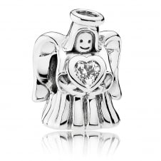 Loving Angel Charm 792010CZ