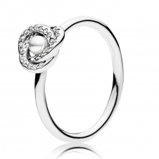 Luminous Love Knot Ring 191040WCP