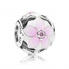 Magnolia Bloom Charm 792087PCZ