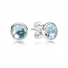 March Droplets Stud Earrings 290738NAB