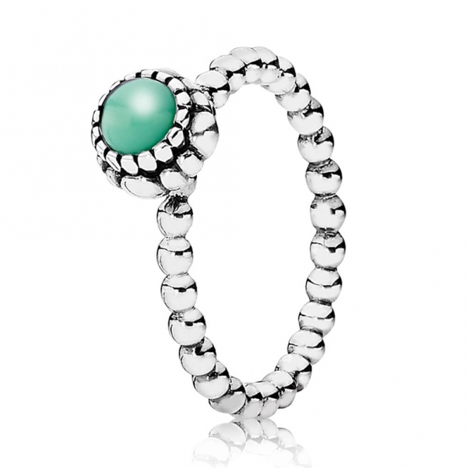 PANDORA May Birthstone Ring 190854CH