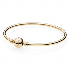 Moments 14ct Gold Bangle 550713