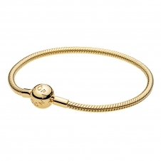 Moments Smooth Shine Clasp Bracelet 5671076