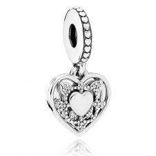 My Wife Always Pendant Charm 792099CZ