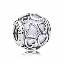 Opalescent Encased in Love Charm 792036NOW