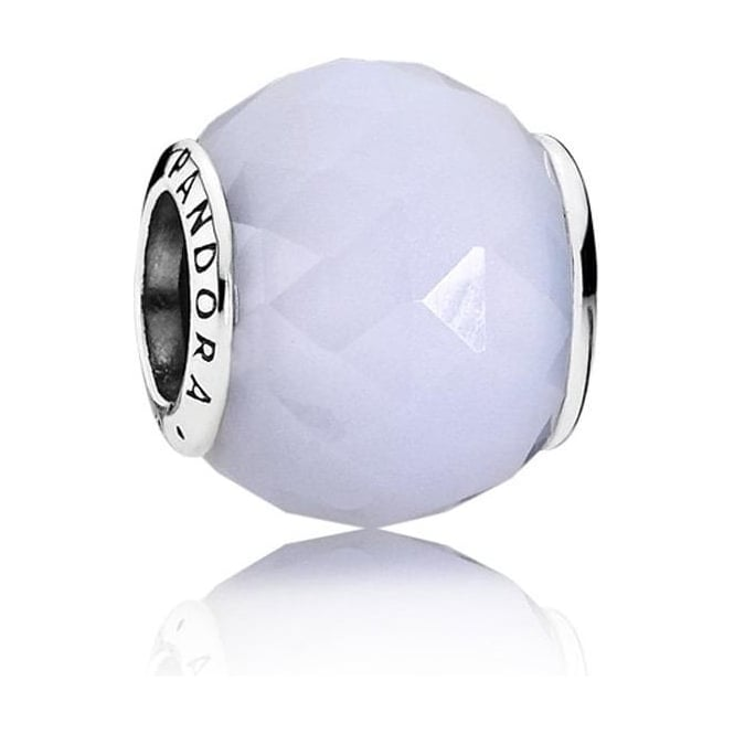 PANDORA Opalescent Geometric Facets Charm 791722NOW