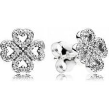 Petals of Love Stud Earrings 290626CZ