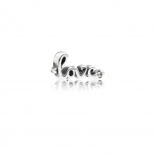 Petite Memories Love Script Locket Charm 792171CZ