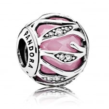 Pink Natures Radiance Charm 791969PCZ