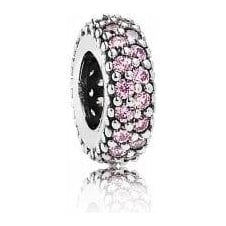 Pink Pave Inspiration Spacer 791359PCZ