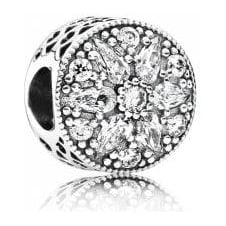 Radiant Bloom Charm 791762CZ