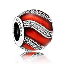 Red Adornment Charm 791991EN07
