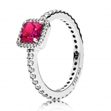 Red Timeless Elegance Ring 190947SRU