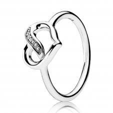 Ribbon of Love Ring 191022CZ