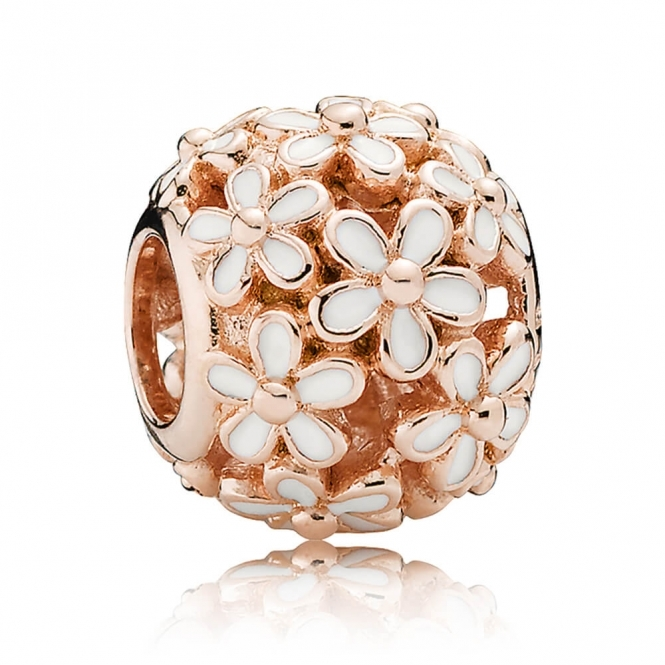 PANDORA Rose Darling Daisy Meadow Openwork Charm 780004EN12