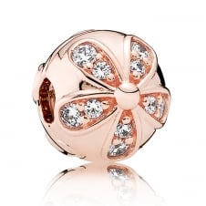 Rose Dazzling Daisies Clip 781493CZ