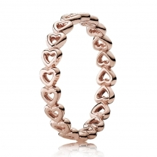 Rose Linked Love Ring 180177