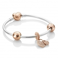 Rose Love Locks Bracelet B800662
