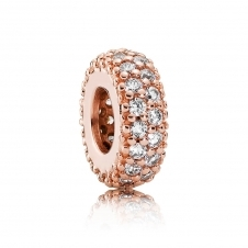 Rose Pave Inspiration Spacer 781359CZ
