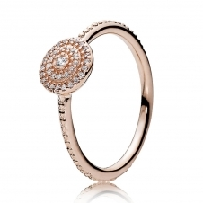 Rose Radiant Elegance Ring 180986CZ