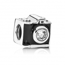 Sentimental Snapshots Camera Charm 791709CZ