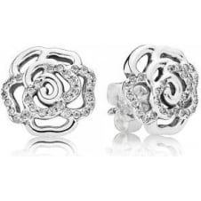Shimmering Rose Earrings 290575CZ