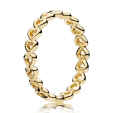 Shine Linked Love Ring 167105