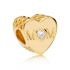 Shine - Mother Heart Charm 761881CZ