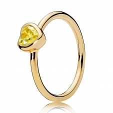 Shine Radiant Heart Ring 167089CSY