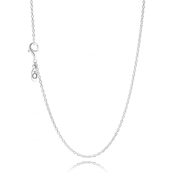 PANDORA Silver Chain Necklace 590515-45