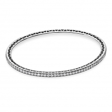 Sparkling Eternity Bangle 590511CZ