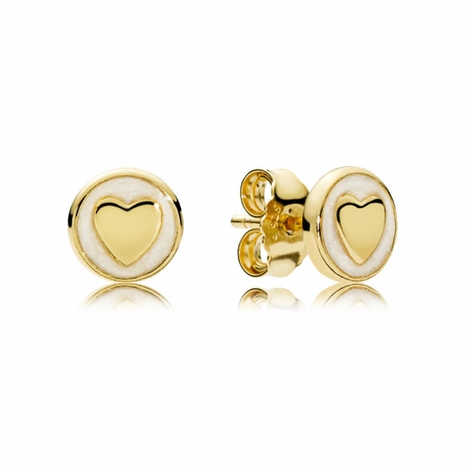PANDORA Sweet Statements Stud Earrings 267275EN23