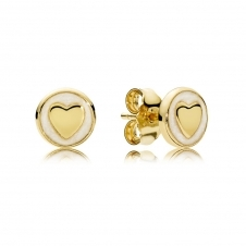 Sweet Statements Stud Earrings 267275EN23