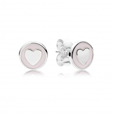 Sweet Statements Stud Earrings 297275EN160