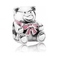 Teddy Bear Charm 791124EN24