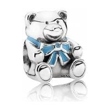 Teddy Bear Charm 791124EN41