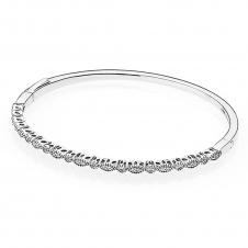 Timeless Elegance Bangle 590522CZ