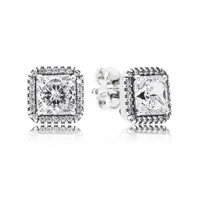 PANDORA Timeless Elegance Earrings 290591CZ