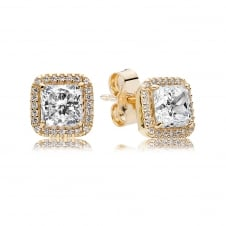Timeless Elegance Stud Earrings 250327CZ