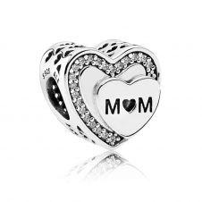 Tribute to Mum Charm 792070CZ